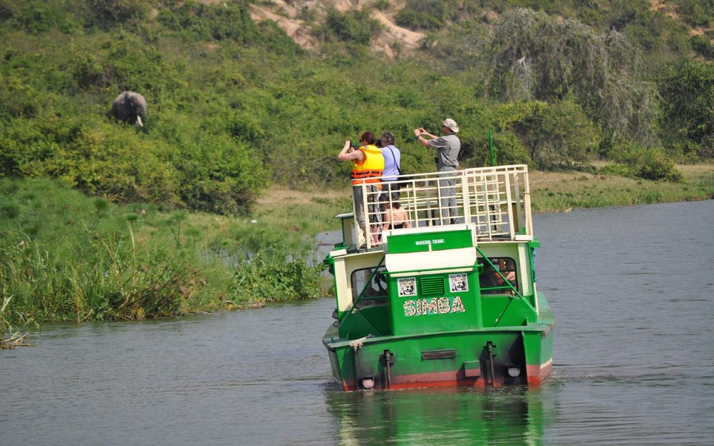 boat safaris in uganda - boat safaris on lake victoria