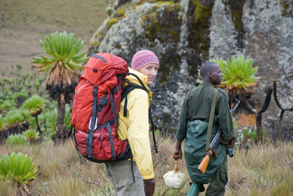 hiking mount elgon